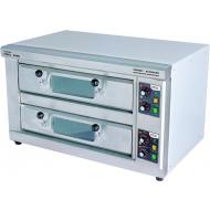 Печь для пиццы «Convito» PEO-40x2D 1130х620х600 мм d = 400 мм 2 пиццы