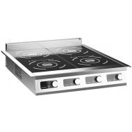 Плита индукционная Челябторгтехника ПЭИ-4(700)