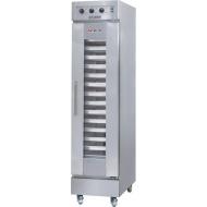 Шкаф расстойный 15 уровней Convito FX15J 490х790х1840 мм размер противней 600х400 мм