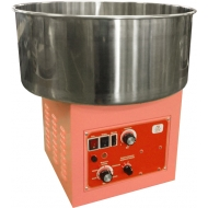 Аппарат для приготовления сахарной ваты ATESY АСВ-50/1-Э АЛЕНТА 500х500х530 мм