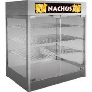 Тепловая витрина 80 л СИКОМ ВН-1.30Н 520х400х610 мм для начос