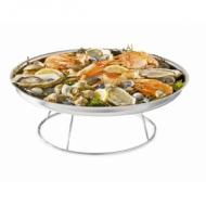 Подставка для блюда для морепродуктов 50*24,5*19 см. нерж. Tellier