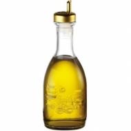 Бутылка для масла и уксуса 0,5 л. с пробкой /6/