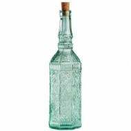 Бутылка для масла и уксуса 0,7 л. с пробкой /6/