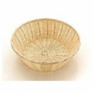 Корзина для хлеба круглая 22х6 см. полипропилен