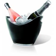 Ведро для шампанского пласт. 3 л для 2-х бутылок VB /6/