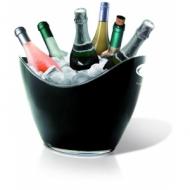 Ведро для шампанского пласт. 8 л для 6-ти бутылок VB /6/