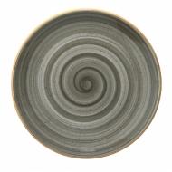 Тарелка мелкая d=210 мм. Спейс