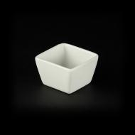 Емкость для соуса 55х55мм 50мл квадрат глубокая Cabare Quadro