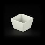 Емкость для соуса 65х65мм 80мл квадрат глубокая Cabare Quadro