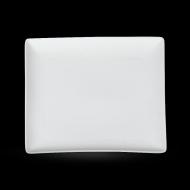 Блюдо квадратное 264х264х23мм Corone