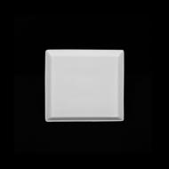Тарелка квадратная 127мм Corone
