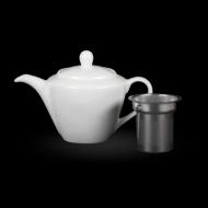 Чайник заварочный 500мл с фильтром нерж. Шоко Corone Caffe&Te