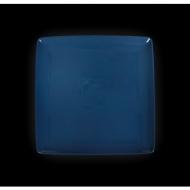 "Блюдо квадратное 264х264х23мм синее ""Corone"""