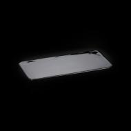 Блюдо прямоугольное 360х165 мм плоское черное «Corone»