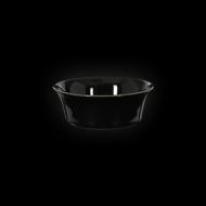 Салатник 800 мл черный «Corone»