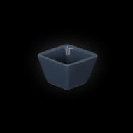 Емкость для соуса квадратная 63х63 мм синяя «Corone»