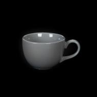 Чашка чайная 330 мл серая «Corone»