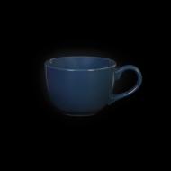 Чашка чайная 330 мл синяя «Corone»