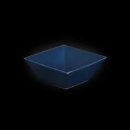"""Салатник квадратный 107х107мм 200мл синий """"Corone"""""""