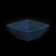 """Салатник квадратный 123х123мм 300мл синий """"Corone"""""""