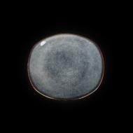 Тарелка овальная 200х176 мм синий Сorone Celeste