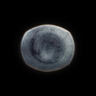Тарелка овальная 305х260 мм синий Сorone Celeste