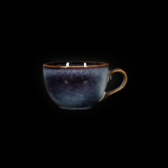 Чашка кофейная 85 мл синий Сorone Celeste