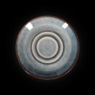 Блюдце 145 мм синий Сorone Celeste