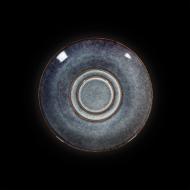 Блюдце 160 мм синий Сorone Celeste