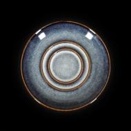 Блюдце 114 мм синий Сorone Celeste