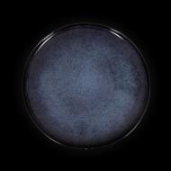 Тарелка мелкая 265мм синий Corone Celeste