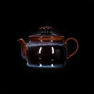 Чайник заварочный 800мл синий Corone Celeste