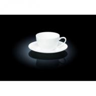 Кофейная пара 180 мл Wilmax (блюдце 996099)