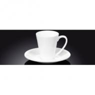 Кофейная пара 110 мл Wilmax (блюдце 996099)