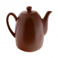 Кофейник керам. 1750(2000) мл ELGAVA Brown