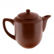 Кофейник керам. 800мл ELGAVA Brown