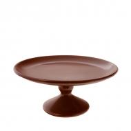 Ваза керам. для фруктов 300мм ELGAVA Brown