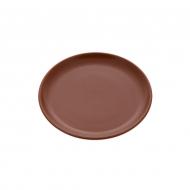 Блюдо керам. кругл. 200мм ELGAVA Brown