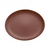 Блюдо керам. кругл. 300мм ELGAVA Brown