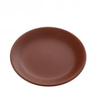 Тарелка керам. восточн. 190мм ELGAVA Brown