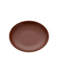 Тарелка керам. восточн. 160мм ELGAVA Brown