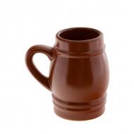 Кружка керам. для пива 250 мл ELGAVA Brown
