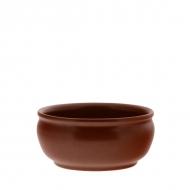 Миска керам. 400мл d-165мм ELGAVA Brown