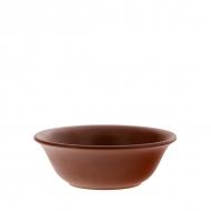 Миска-салатник керам. 400(450)мл d-165 ELGAVA Brown