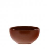 Миска керам. 400(500)мл d-130мм ELGAVA Brown