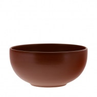 Миска керам. 1800мл d-210мм ELGAVA Brown