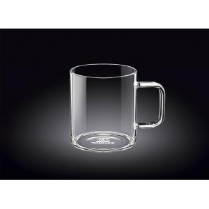 Кружка 250 мл. Thermo Glass Wilmax /6/90/