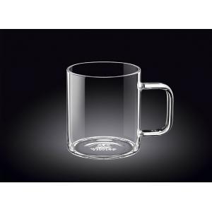 Кружка 320 мл. Thermo Glass Wilmax /6/72/