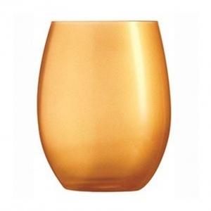 Хайбол 360 мл. d=81, h=102 мм желтый (золотой) Примарифик /24/